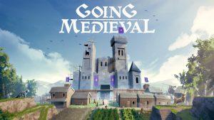Going Medieval código descuento Steam