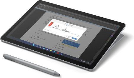 Microsoft Surface Go 3 caracteristicas