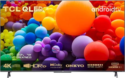 TCL QLED 43C721 opiniones